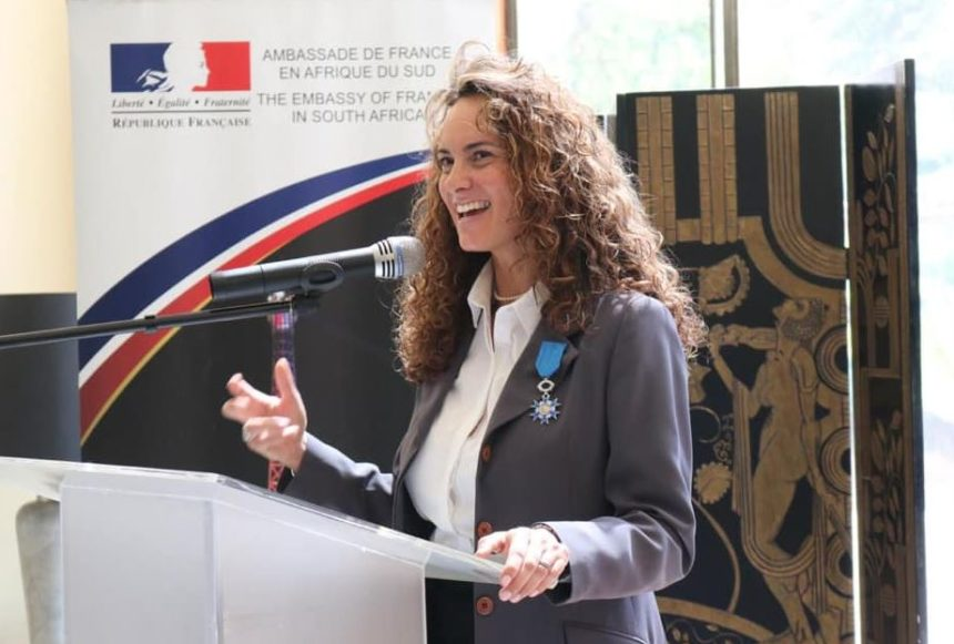 LvA Founder Knighted by French Government