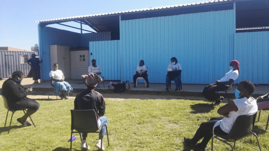 The Diepsloot Community Action Team – Silencing the war on womxn's bodies! By Rethabile Mosese